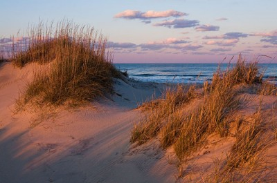 outer_banks_pea_island_pink_sunset_on_two_dunes_MG_67744-e1297206360341